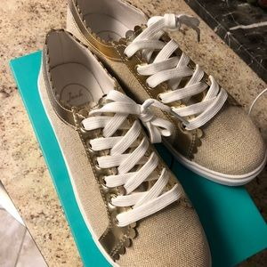 NWT JACK ROGERS CANVAS SNEAKER
